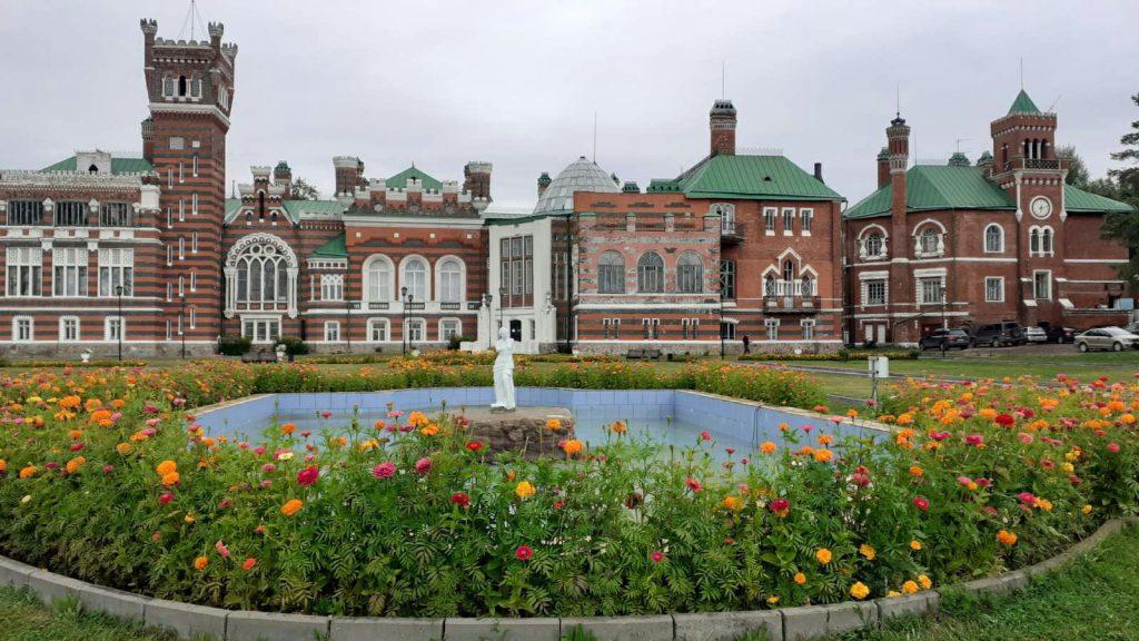 Экскурсия в замок Шереметьева